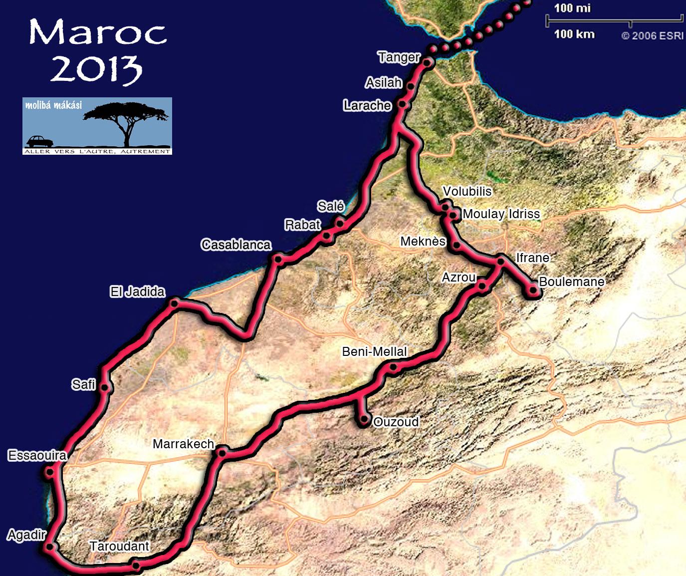 Scoop Casablanca Agadir Marrakech Al Bzazel Picture